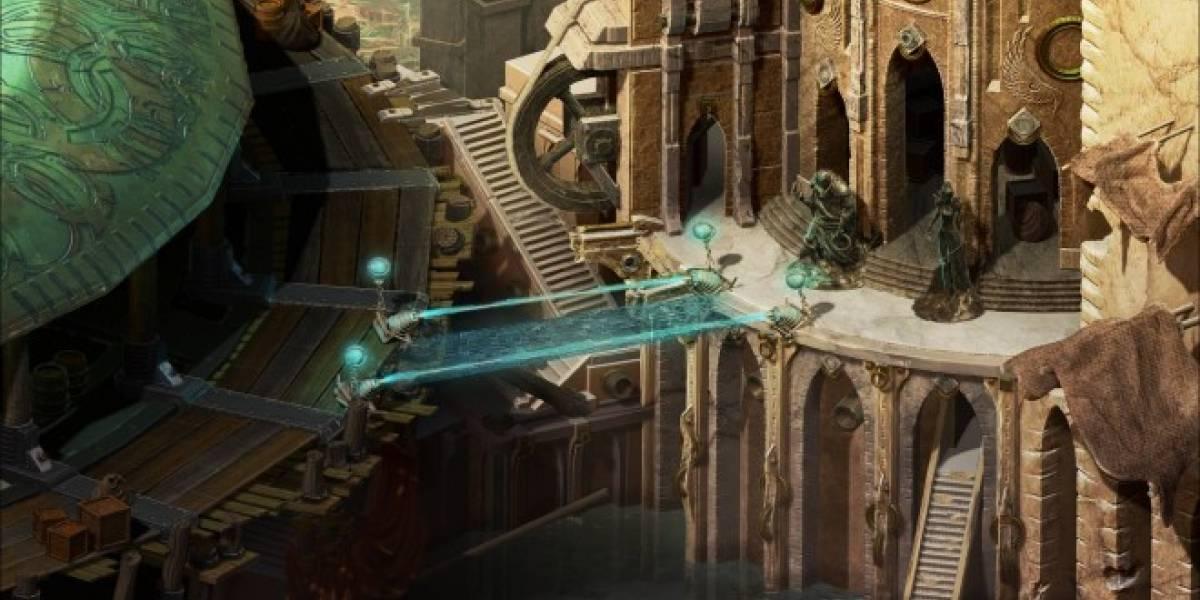 Torment: Tides of Numenera es el juego que más dinero ha recaudado en Kickstarter