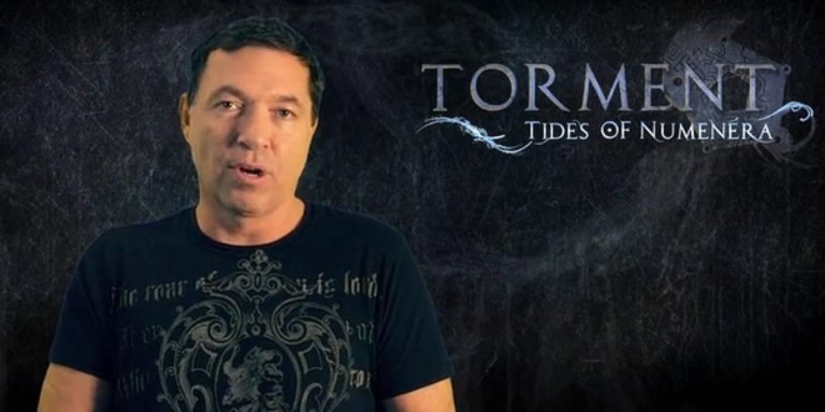 Torment: Tides of Numenera es el nuevo éxito de inXile en Kickstarter
