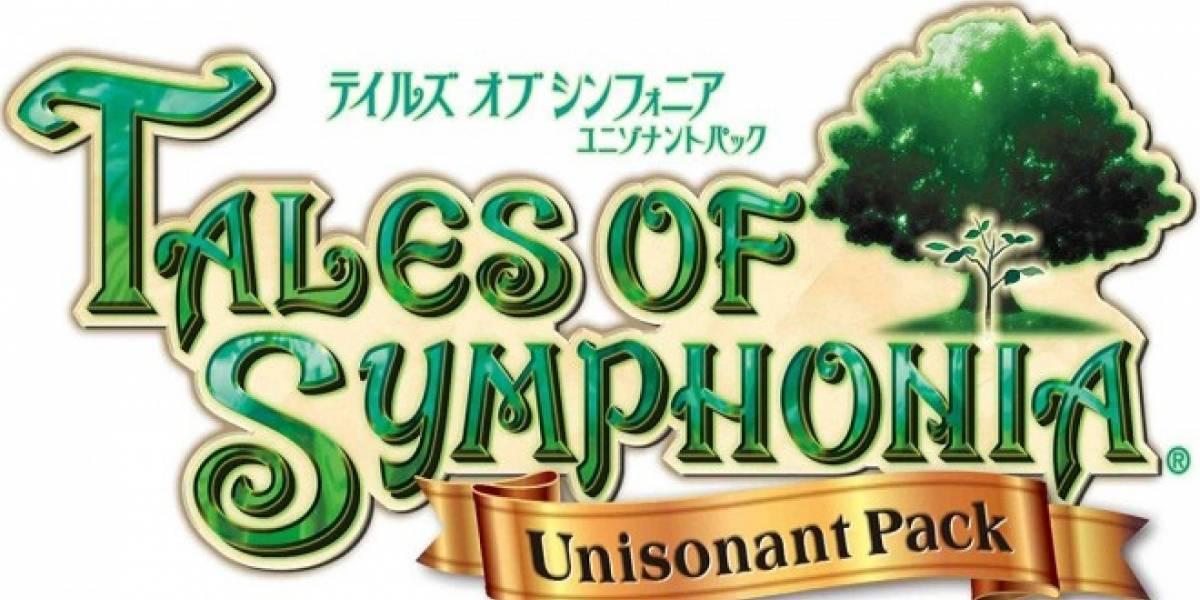 Namco Bandai confirma remasterización en HD de Tales of Symphonia