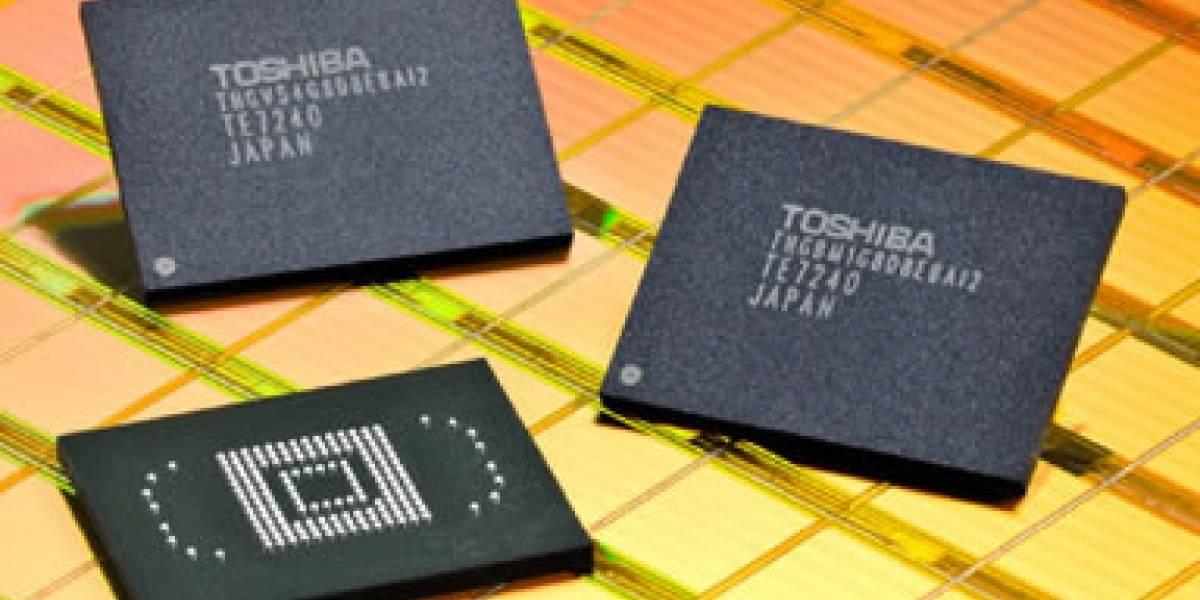 Toshiba y SanDisk recortarán un 30% la producción de memorias flash