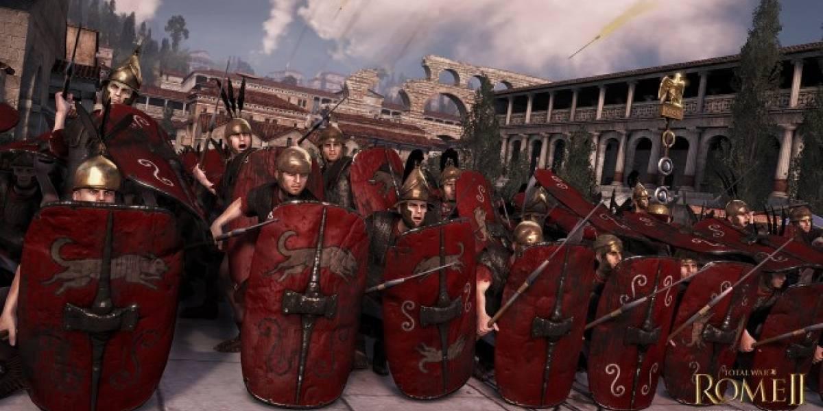 Total War: Rome II ya tiene fecha de lanzamiento