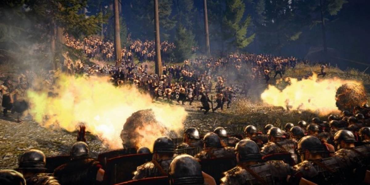 Nuevo video nos presenta la Batalla del bosque de Teutoburgo en Total War: Rome II
