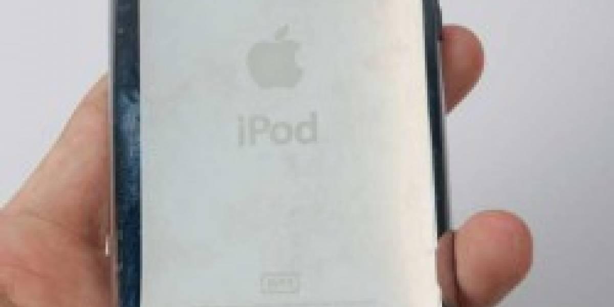Filtran supuesto prototipo de iPod Touch 4G