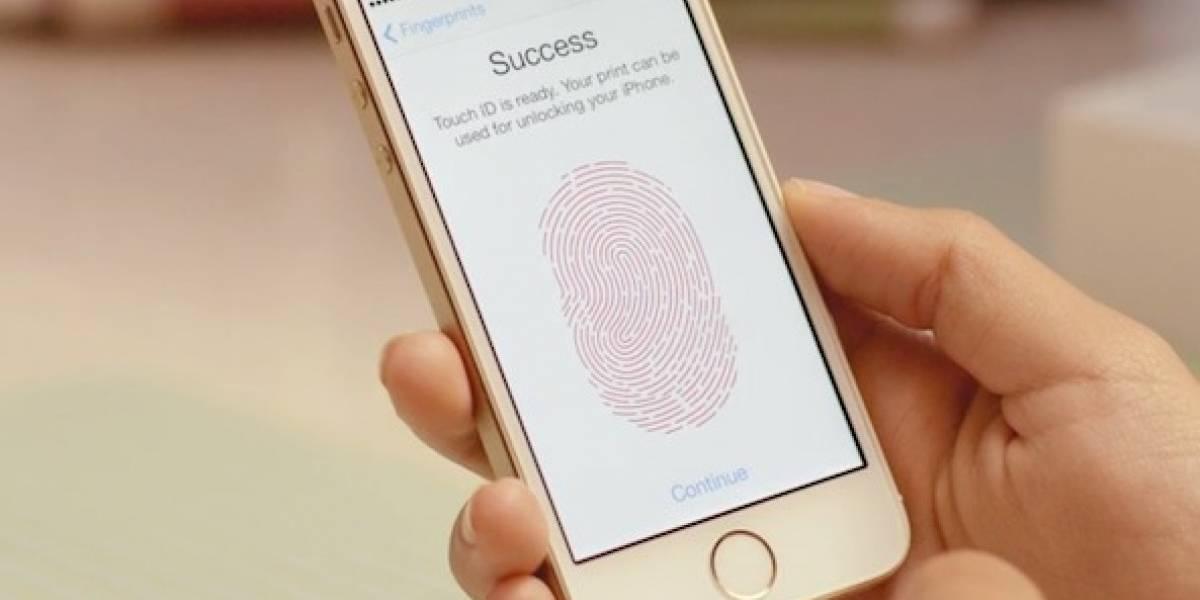 Hacker asegura que puede sobrepasar la seguridad del Touch ID de Apple