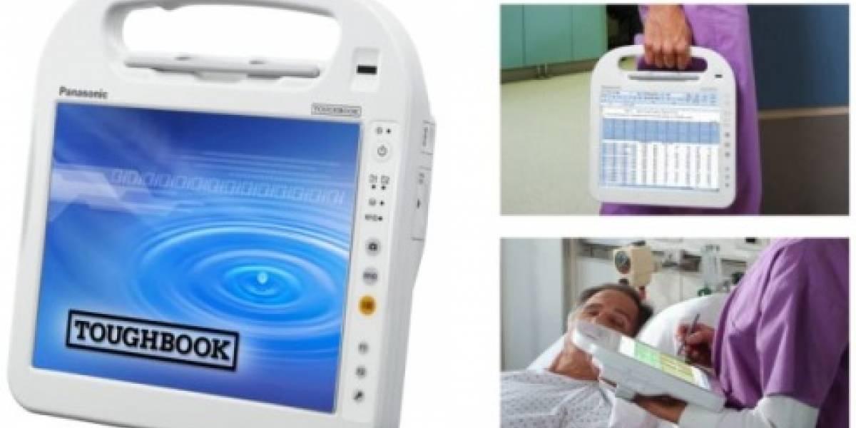 Tablet PC para la industria médica