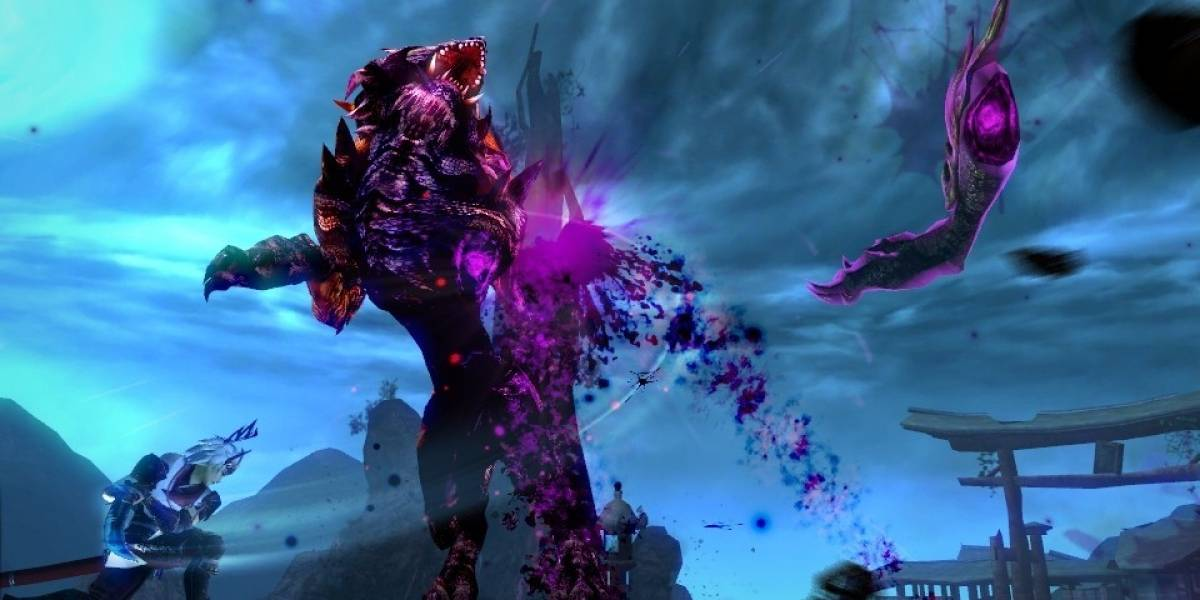 Toukiden: The Age of Demons llega hoy a PS Vita
