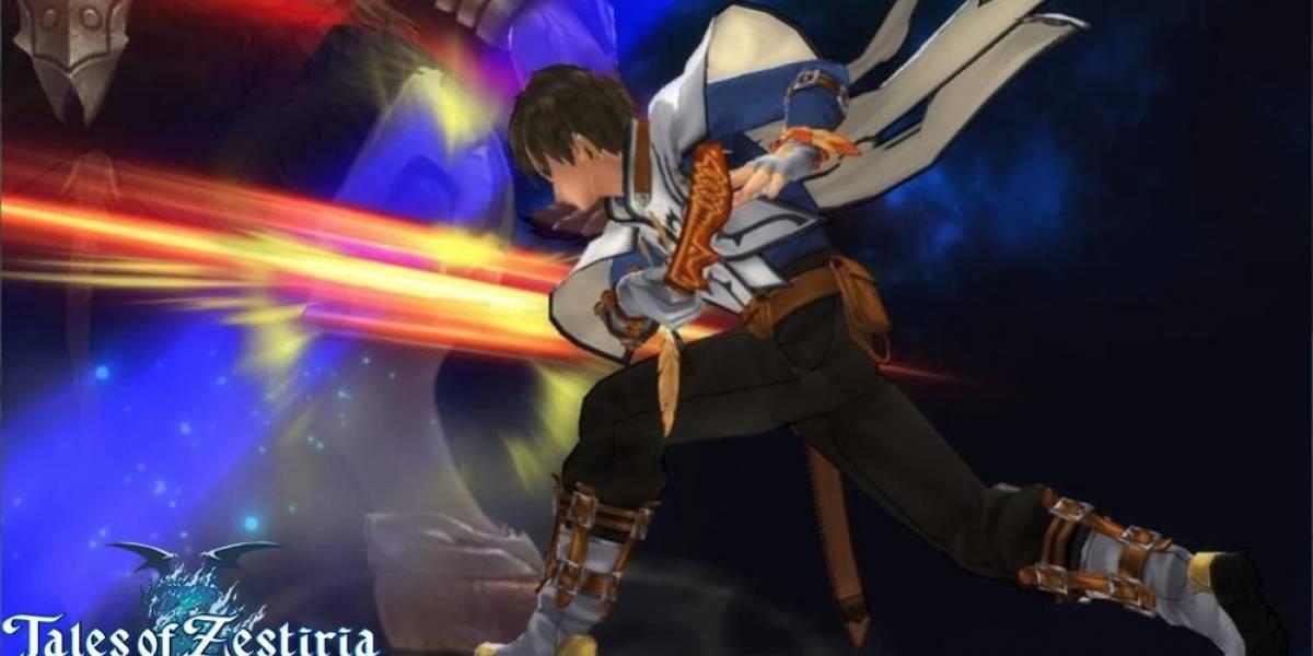 Namco Bandai presenta Tales of Zestiria