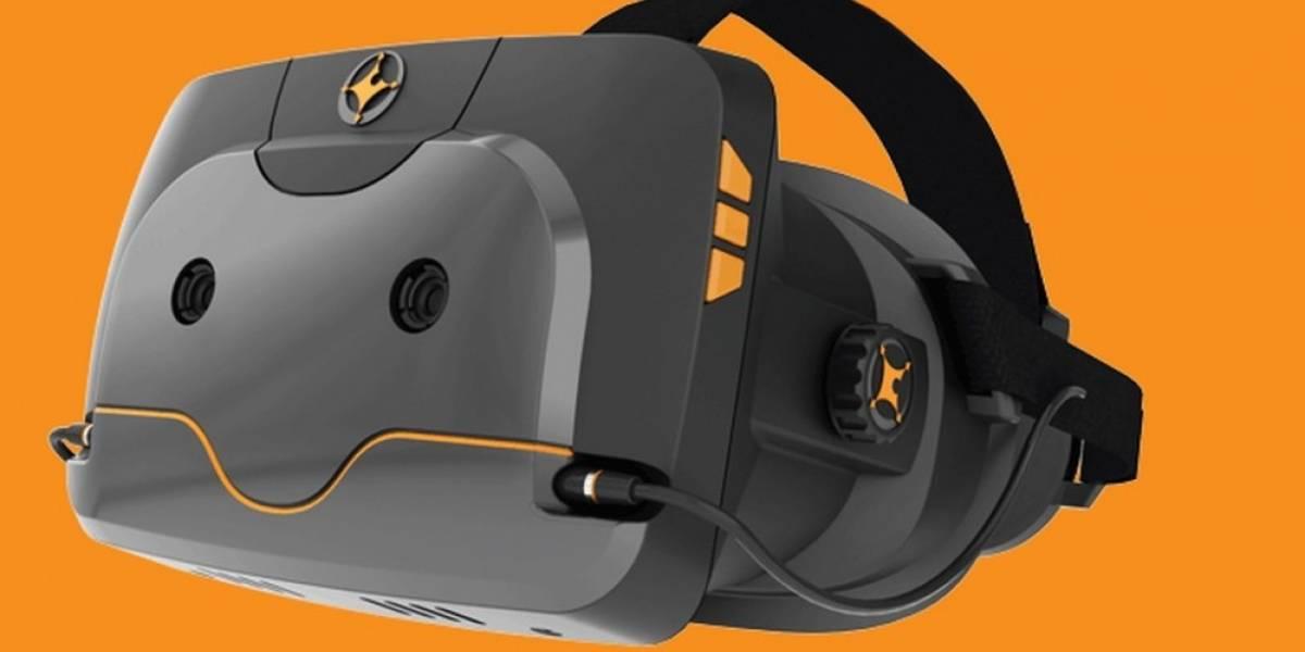 True Player Gear también tiene un casco de Realidad Virtual