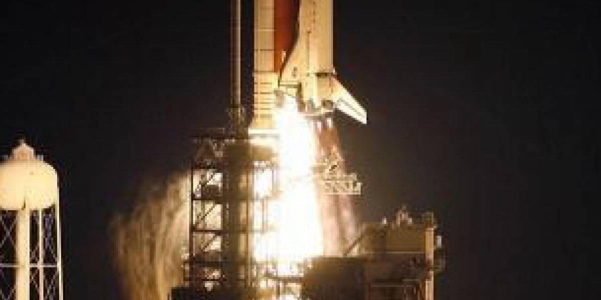 Endeavour rumbo a la Estación Espacial Internacional