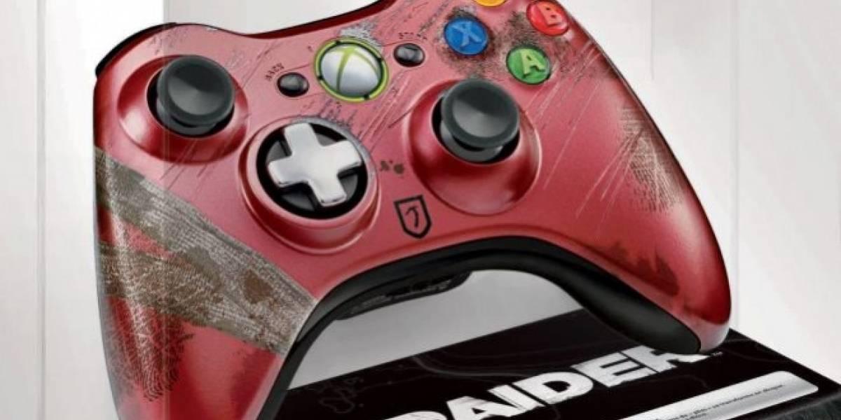 CES 2013: Square Enix presenta control para Xbox 360 inspirado en Tomb Raider
