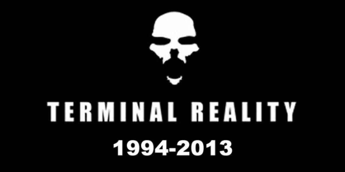 Terminal Reality estaría cerrando sus puertas