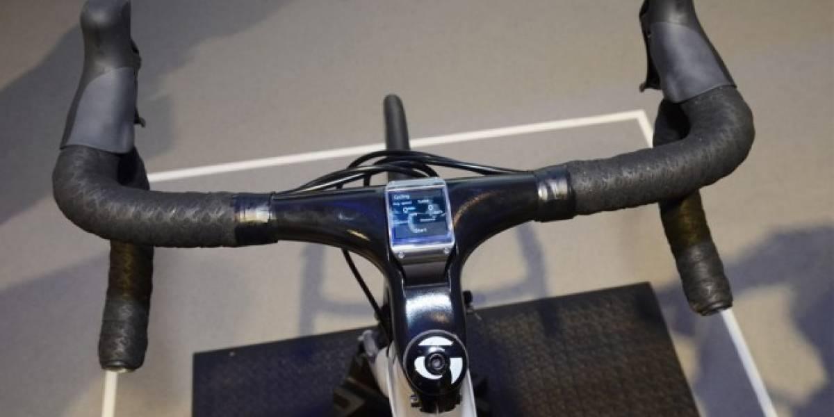 Samsung se une a Trek para mejorar la experiencia de andar en bicicleta