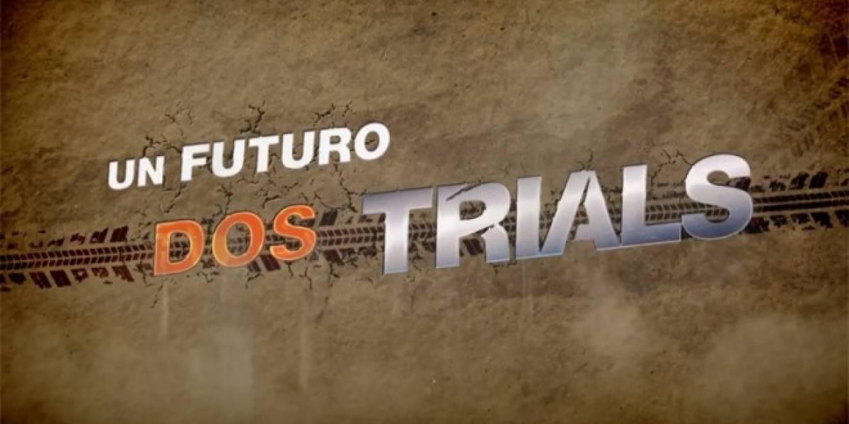 Ubisoft revela Trials Fusion y Trials Frontier #E3