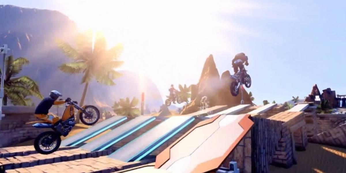 Trials Fusion muestra su jugabilidad en nuevo tráiler