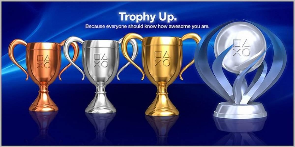 Sony mejora su página de trofeos en PlayStation.com