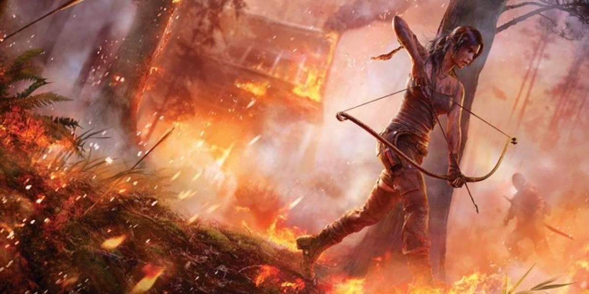 A Primera Vista: Tomb Raider