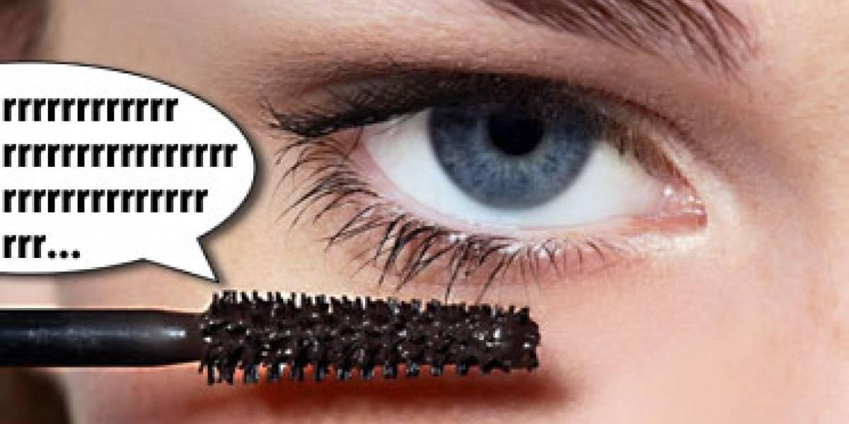 A baterías, vibra y para chicas: Esteé Lauder presenta máscara para los ojos motorizada