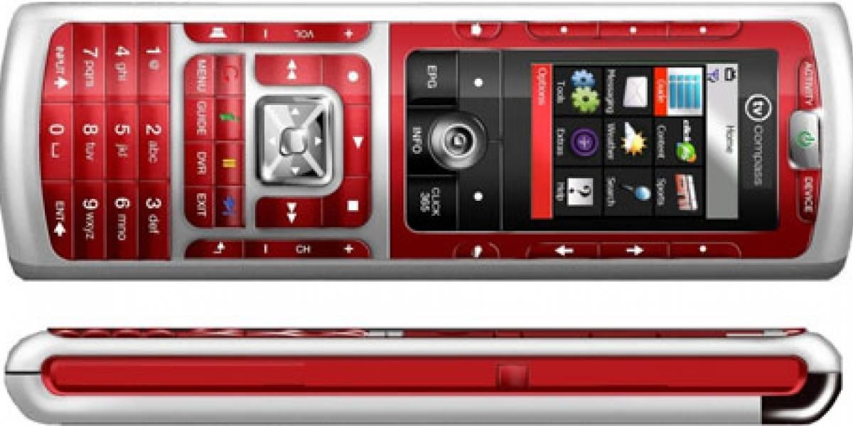 TV Compass SR1500: Control remoto con WiFi