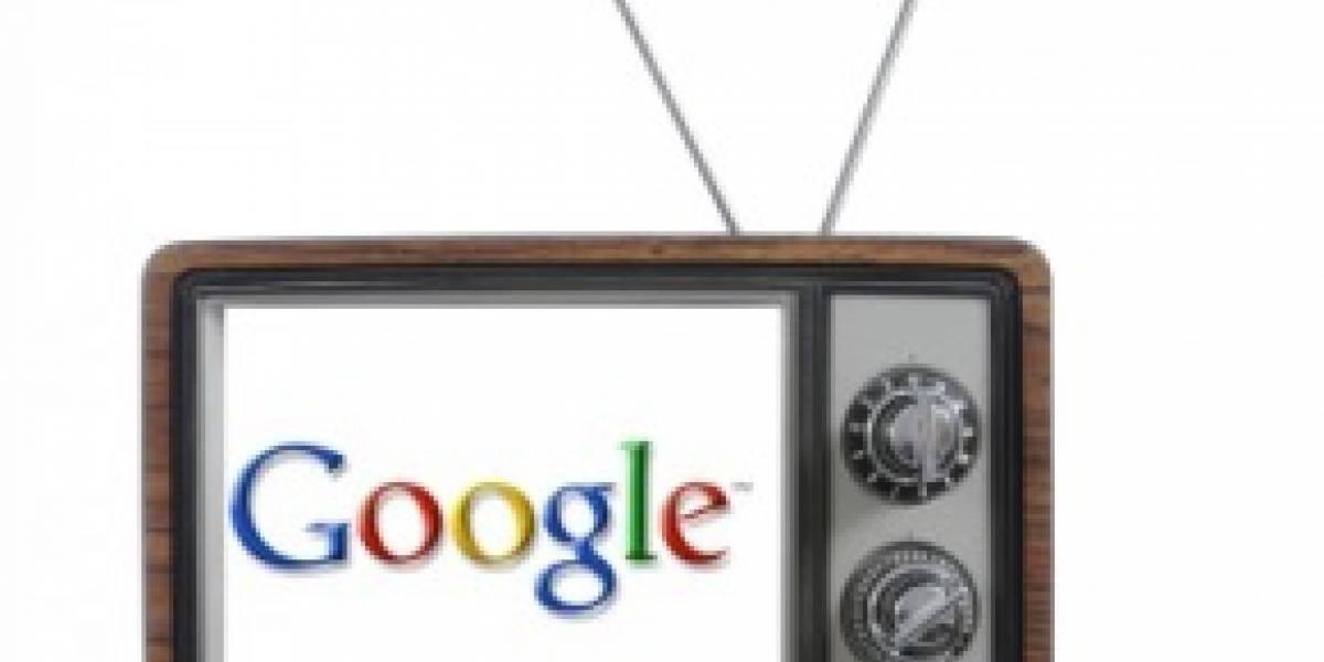 Google TV aún no convence a los proveedores del contenido