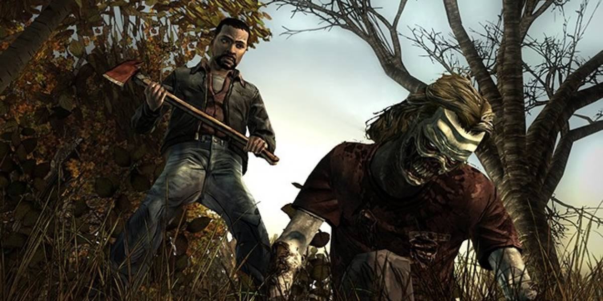 The Walking Dead también llegará a PlayStation Vita