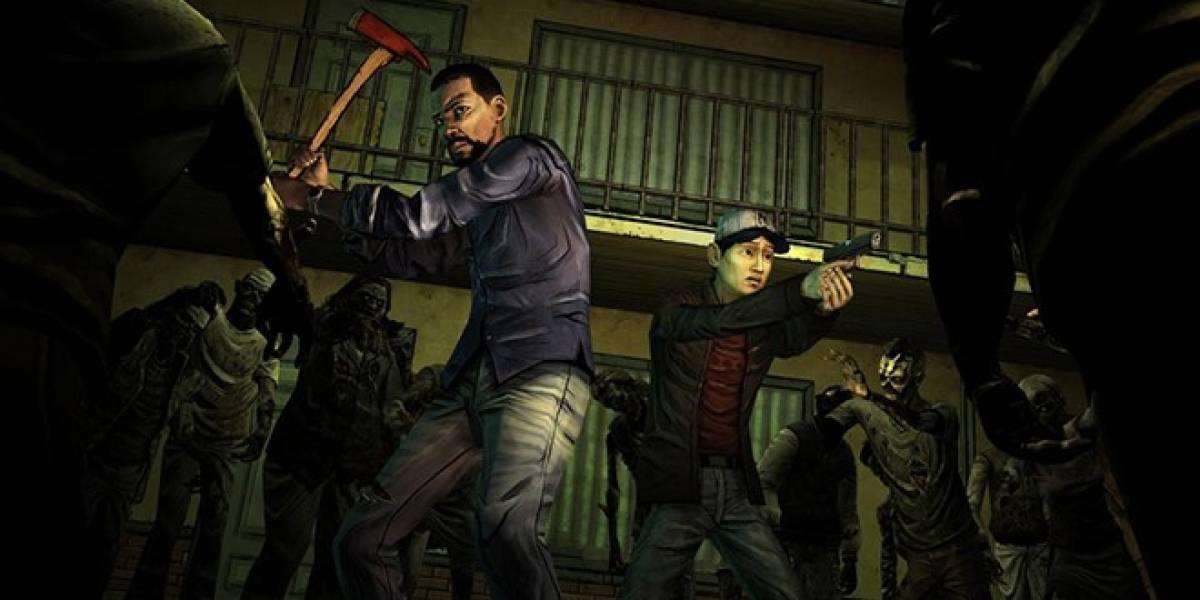 The Walking Dead tiene el 50 por ciento de descuento en Steam