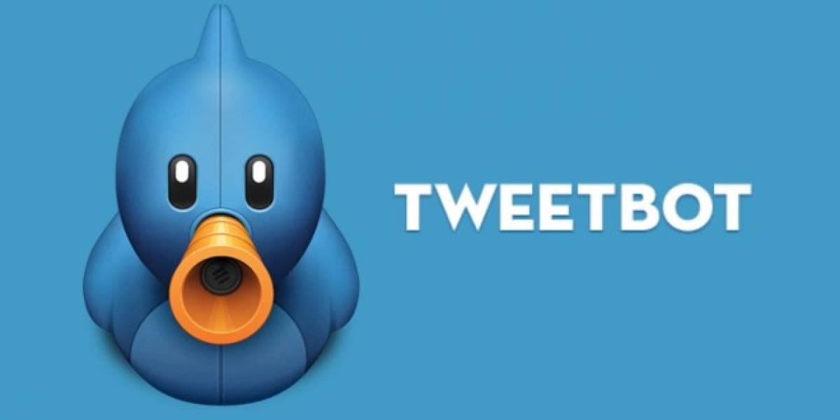 TweetBot para iPhone ahora soporta imágenes GIFs y videos