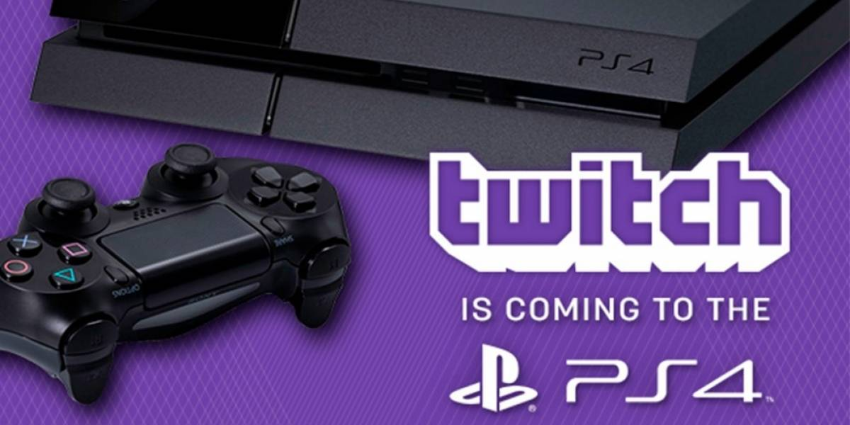 Twitch también estará disponible en PlayStation 4 [gamescom 13]