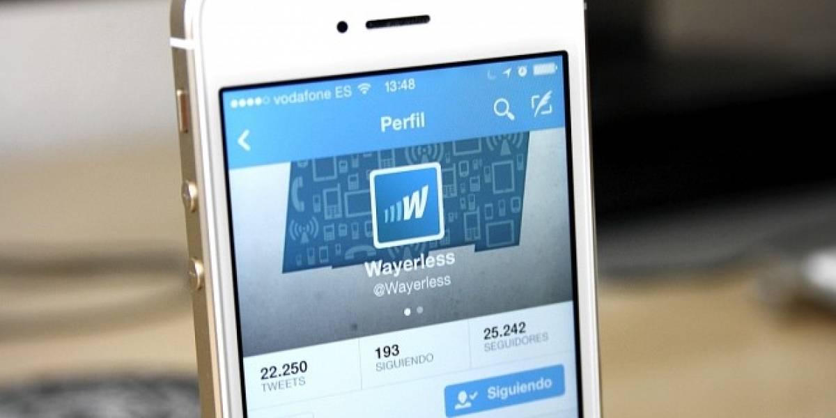 Twitter está probando silenciar usuarios y un sistema de mensajería