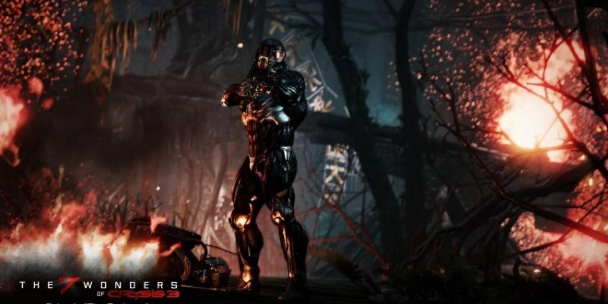Ya pueden ver el cuarto episodio de Crysis 3 y sus 7 Maravillas