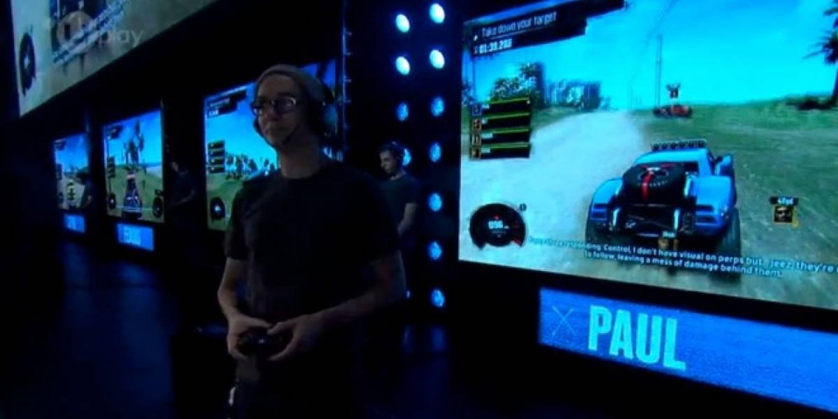 The Crew es el nuevo juego de carreras de Ubisoft #E3