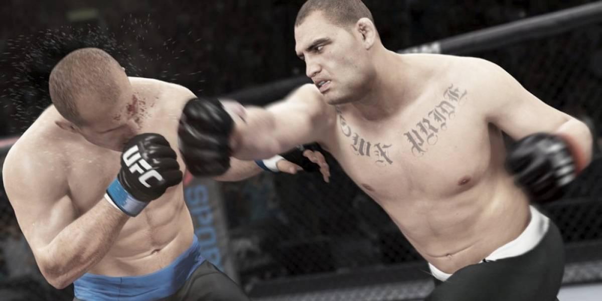 EA Sports UFC se actualiza con nuevos luchadores y ajustes varios