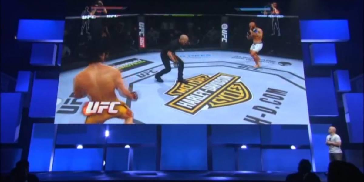 Vean a Bruce Lee en acción en el nuevo tráiler de EA Sports UFC #E32014
