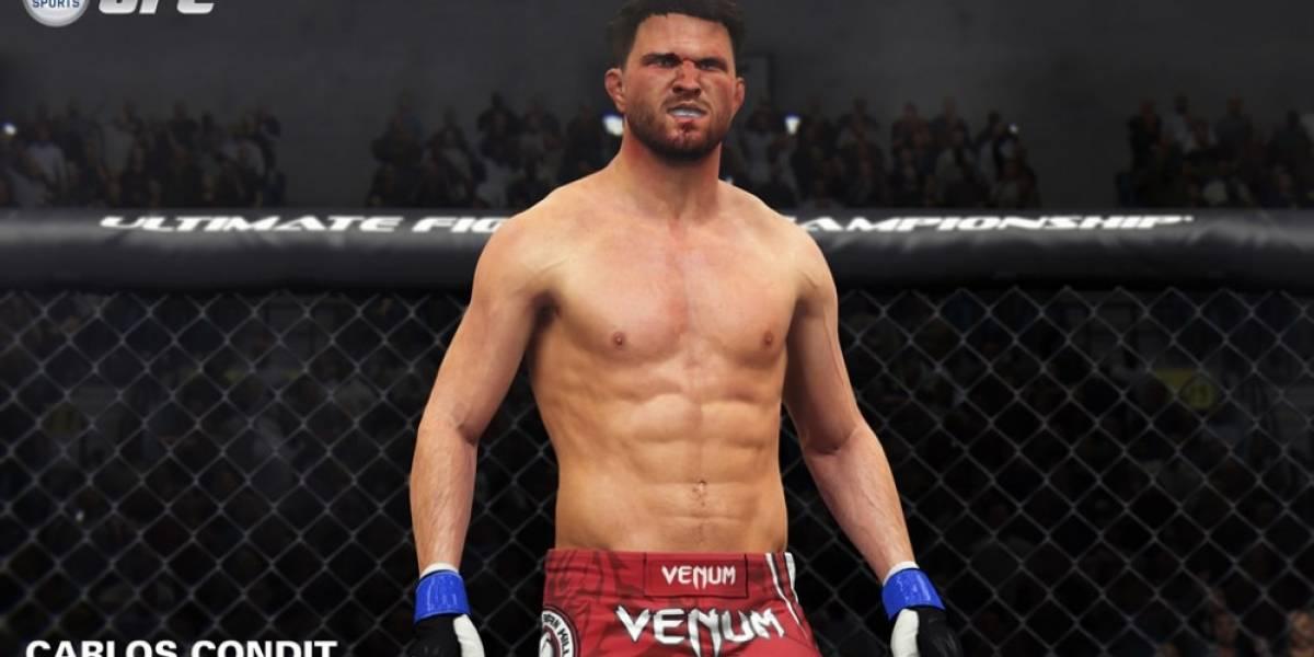 EA Sports presume gráficos de su juego UFC en nuevo tráiler