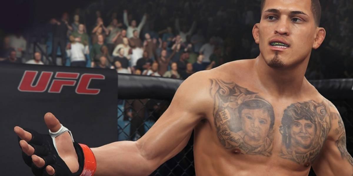 Se detalla el modo de carrera en EA Sports UFC