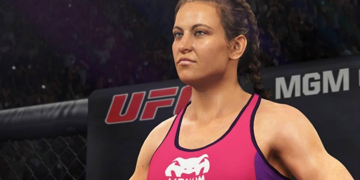 Sumisiones y castigos en nuevo tráiler de EA Sports UFC