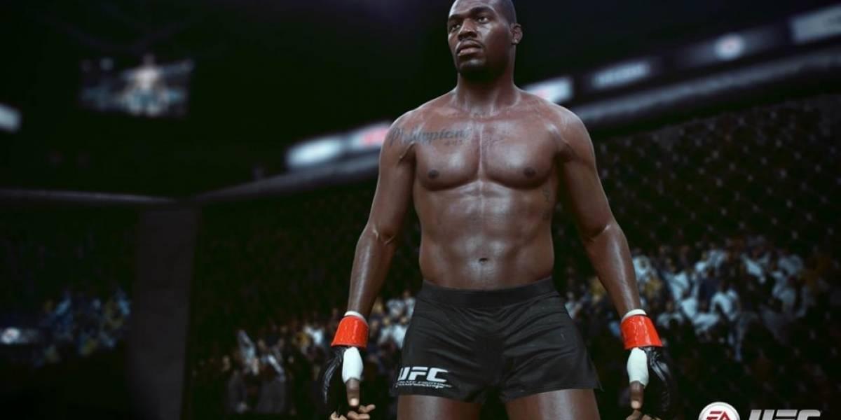 Primer vistazo al videojuego de la UFC en Xbox One y PS4