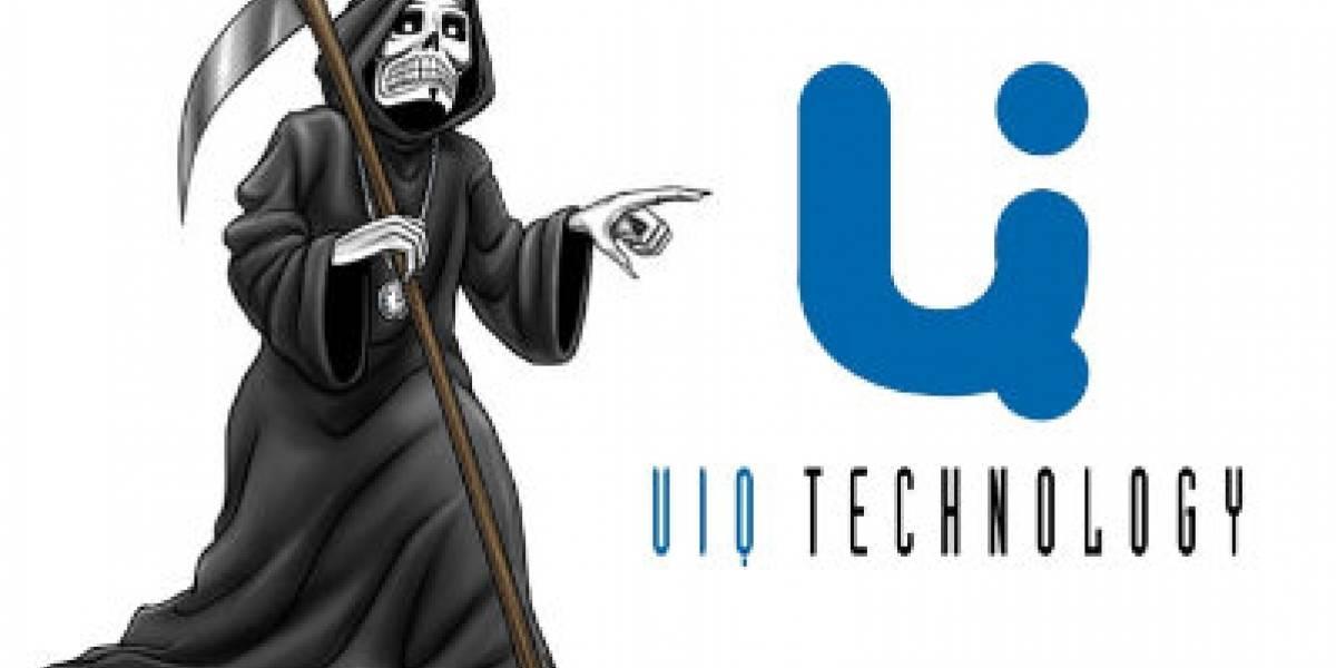 Nueva víctima de la crisis: UIQ Technologies en quiebra