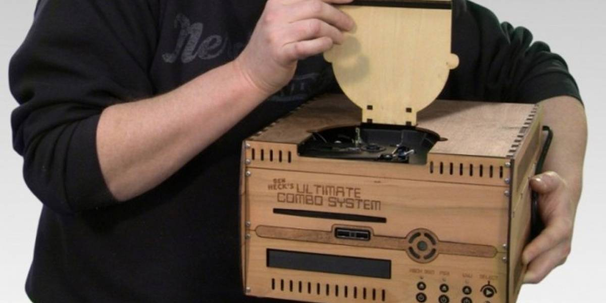 Conoce el Ultimate Combo System: PlayStation 3, Xbox 360 y Wii U en un solo cajón