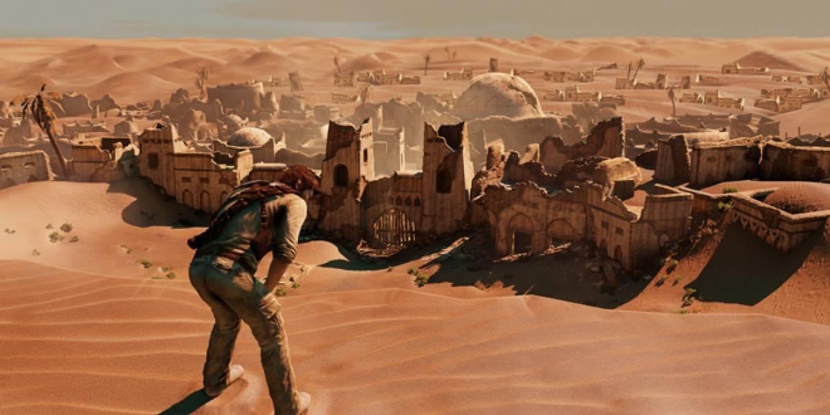 Mira este corto de Uncharted hecho por fanáticos