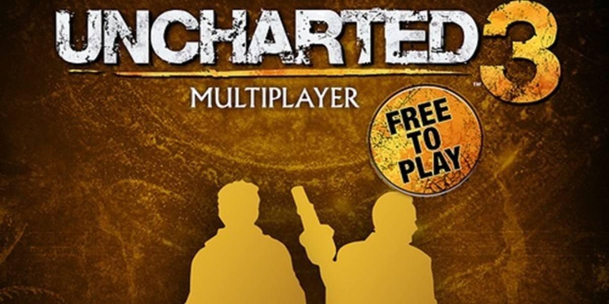Multijugador free-to-play de Uncharted 3 llega a las 350 mil descargas