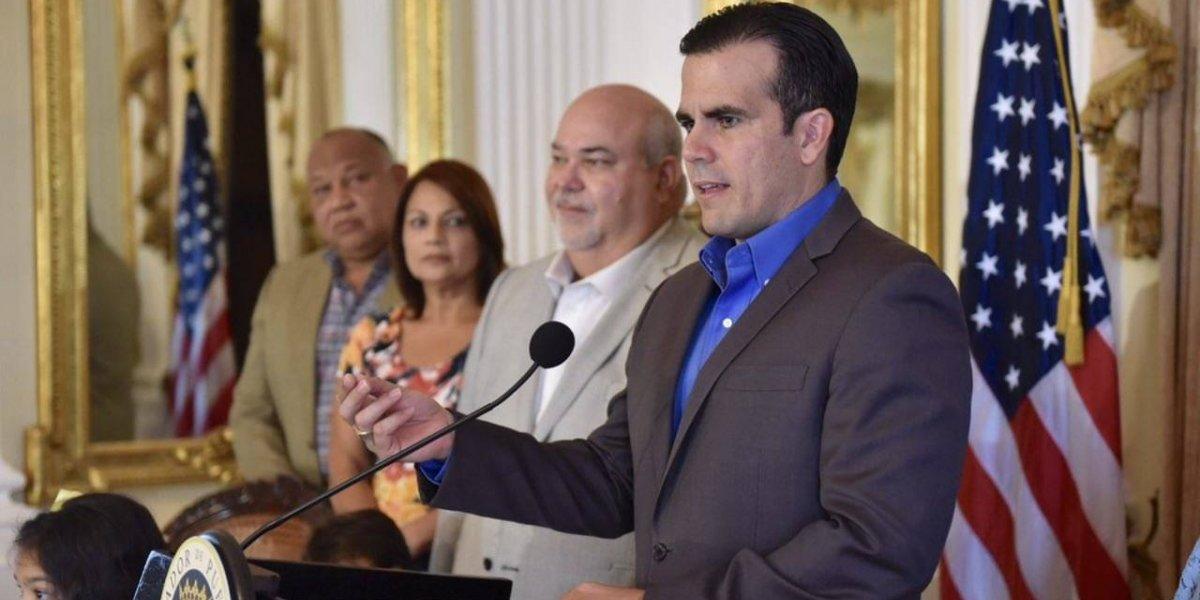Gobernador urge al Tesoro acción para préstamo a FEMA