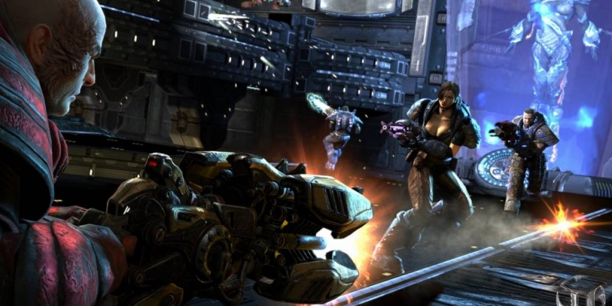Epic anuncia: Unreal Tournament