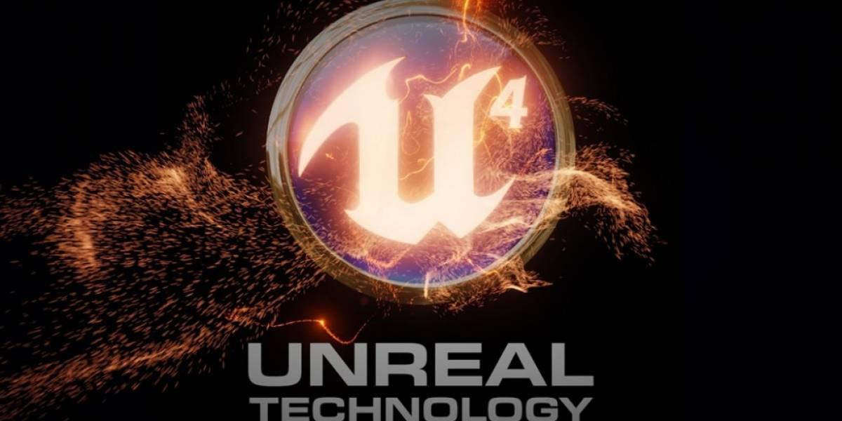 Epic sorprende con suscripción mensual para Unreal Engine 4