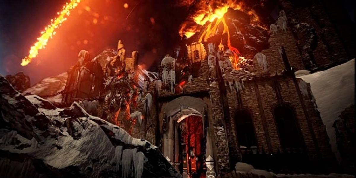 Unreal Engine 4 en PlayStation 4 se muestra inferior al PC (Actualizado)