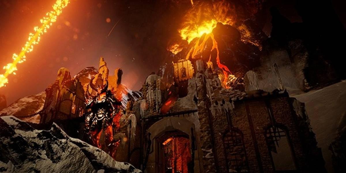 Unreal Engine 4 también se hizo presente en Playstation 4