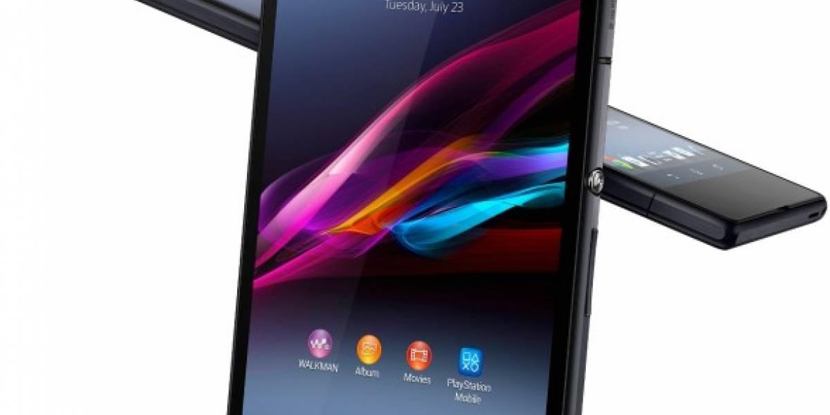 Sony Xperia Z Ultra ya comienza a recibir su porción de Android KitKat