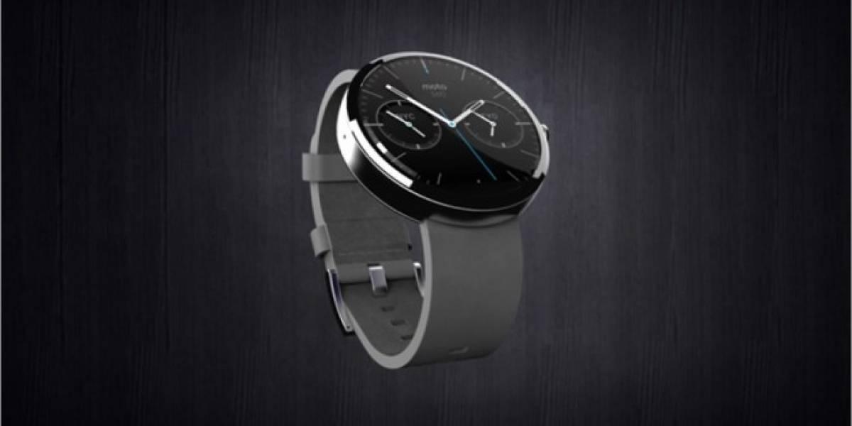 Aparecen nuevos datos del Moto 360, el smartwatch de Motorola