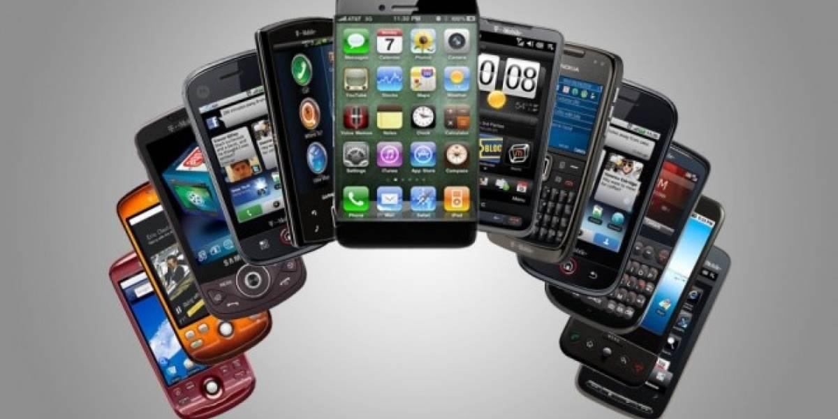 En Chile el 76% de los accesos a Internet provienen de los móviles