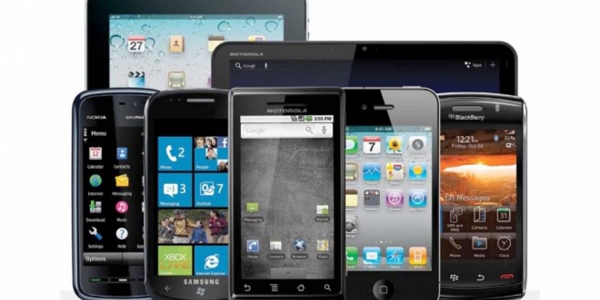 La venta de dispositivos móviles en Chile se contrae 18% durante el segundo trimestre de 2014
