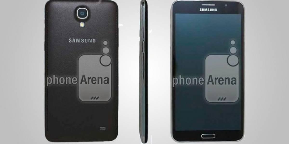 Se filtra el Samsung Galaxy Mega 2 con procesador de 64-bit